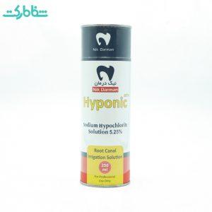 محلول هیپوکلریت سدیم5.25%