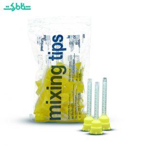 میکسینگ تیپ ،ماده قالبگیری