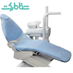 تجهیزات یکبارمصرف دندانپزشکی،روکش یونیت الیافی5تیکه،روکش یونیت الیافی،لوازم یکبارمصرف،